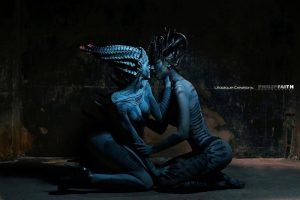 Photography: Philip Faith & Utopique Creations